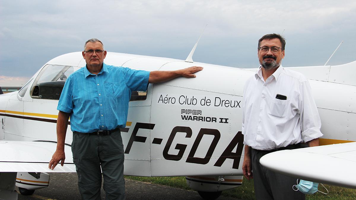 Les avions redécollent à l'aéroclub de Dreux