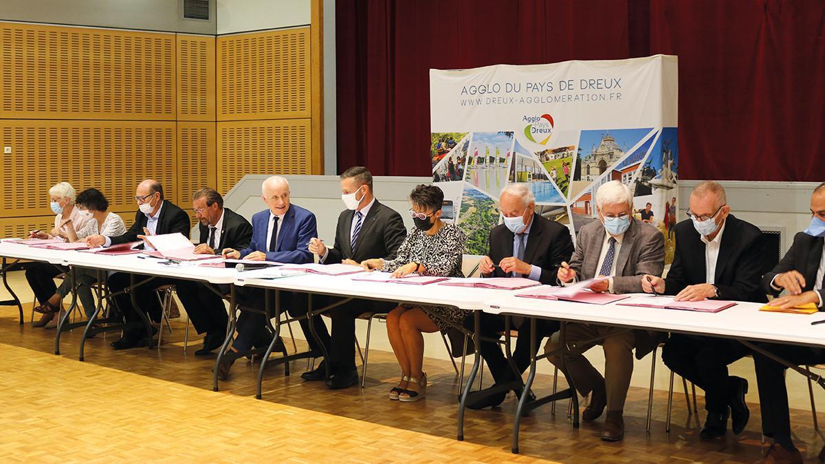 Des logements seront rénovés dans les centres-bourgs