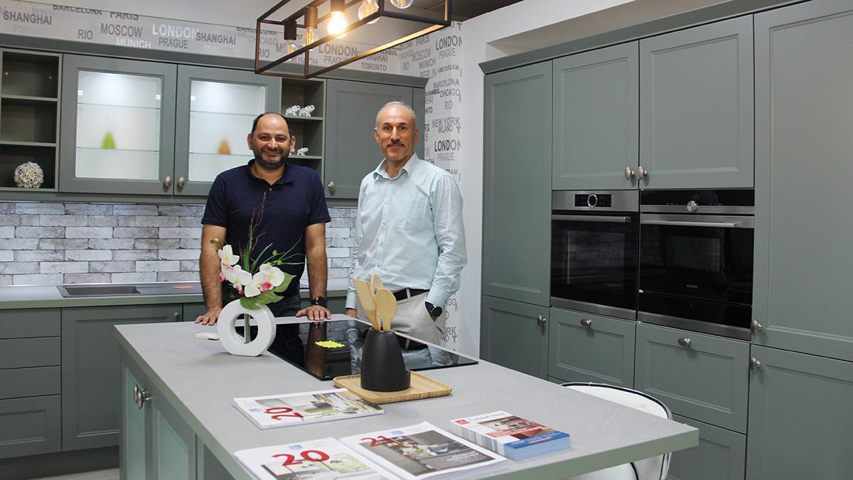 Safak Cuisines devient Cuisine Haus