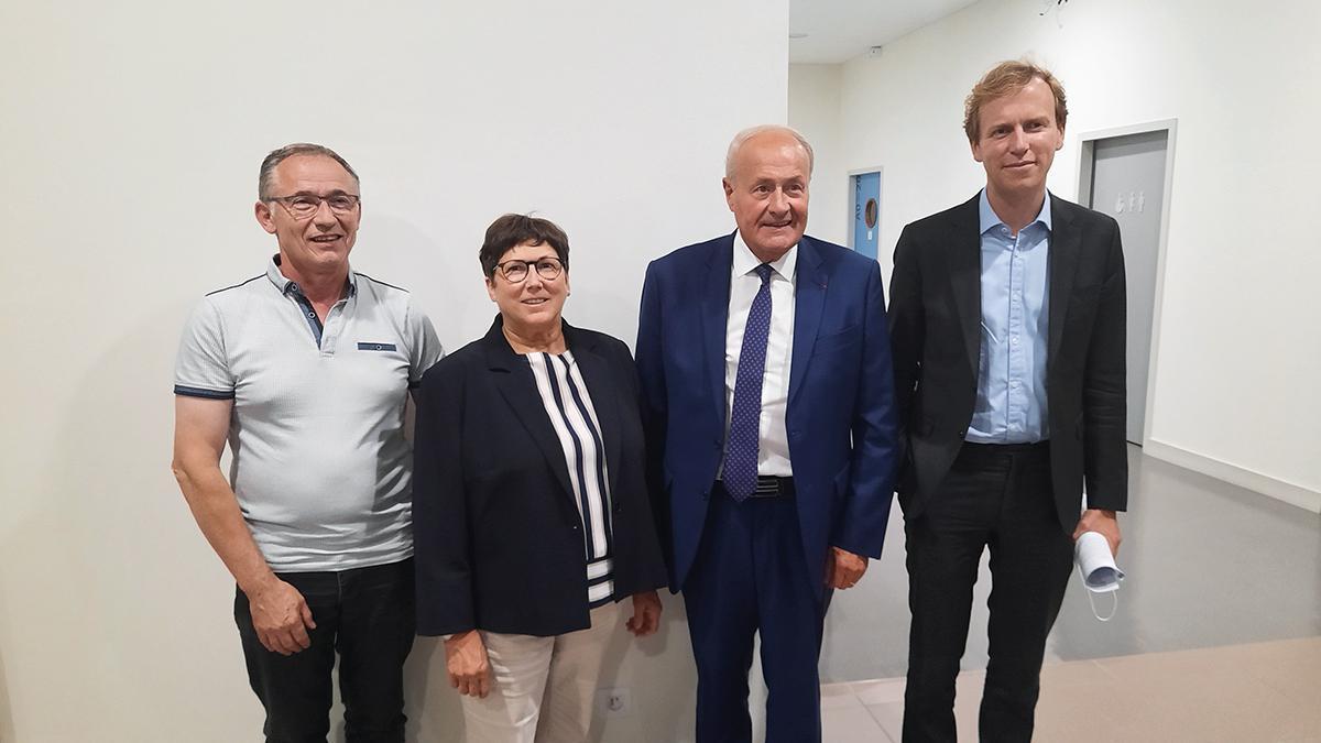 Jacques Lemare réélu président d'Eure-et-Loir Numérique