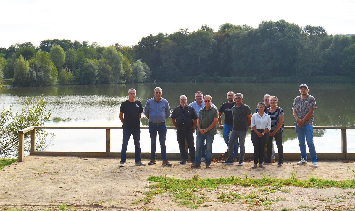Les étangs de La Croix-Saint-Leufroy aménagés pour les PMR