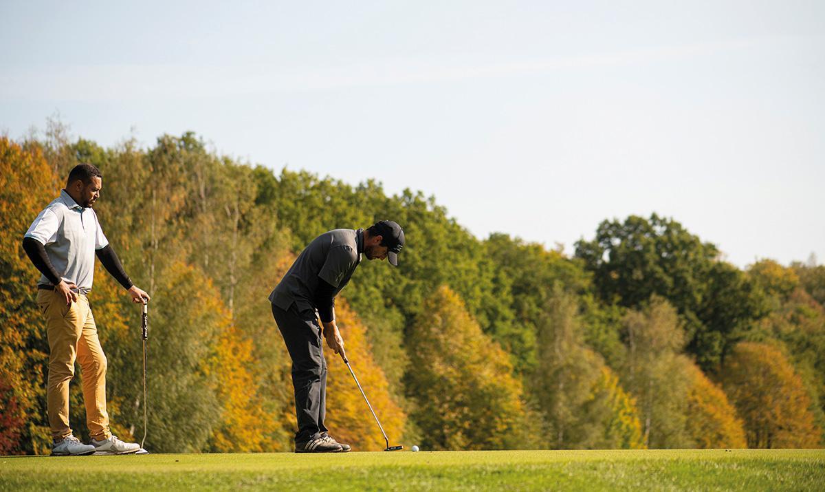 Rendre plus ouvert et plus attractif le golf municipal