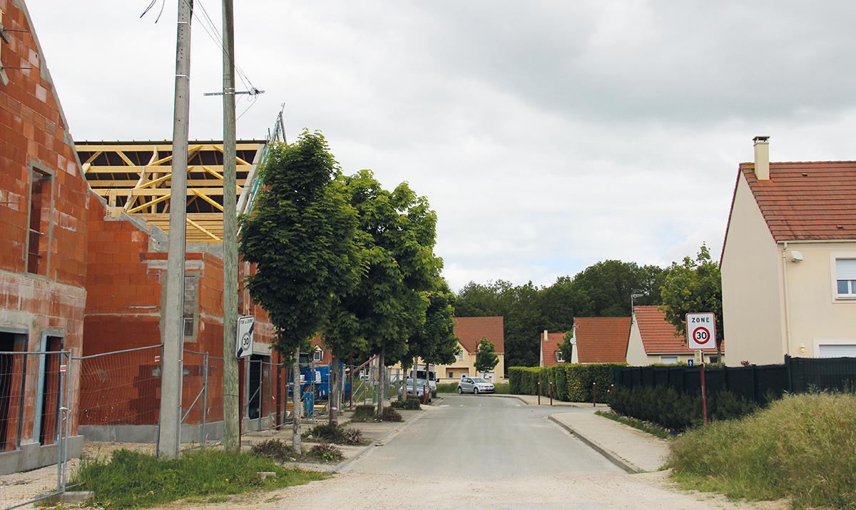Projet de la ZAC du Bois du Chapitre et débat sur l'implantation du site FM Logistic
