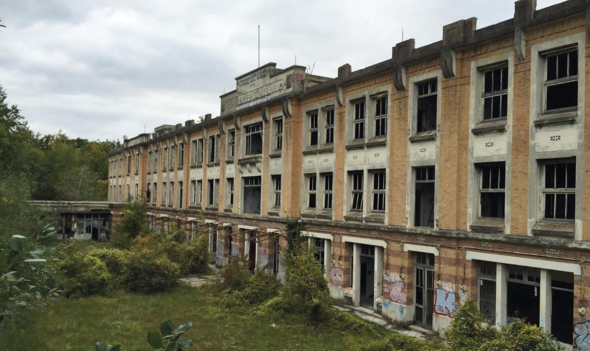 Le projet du sanatorium lancé avec la vente du site