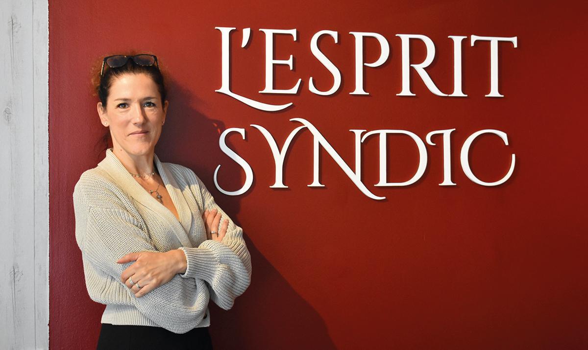 Sophie Roland, le nouvel « Esprit Syndic »