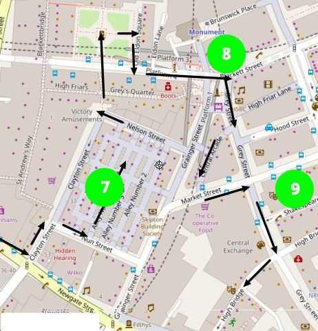 City Centre Walk