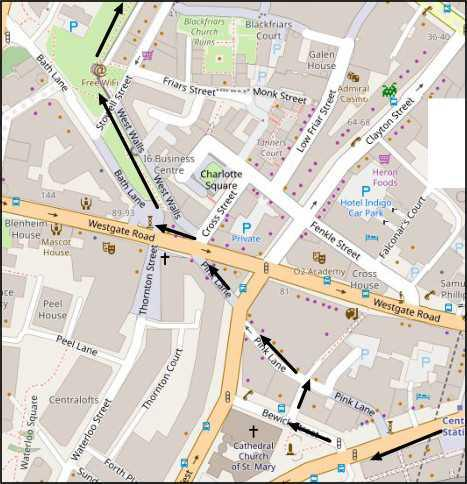 Newcastle Run 7km