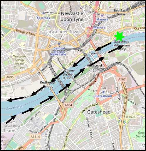 Newcastle Run Half Marathon West (22km)