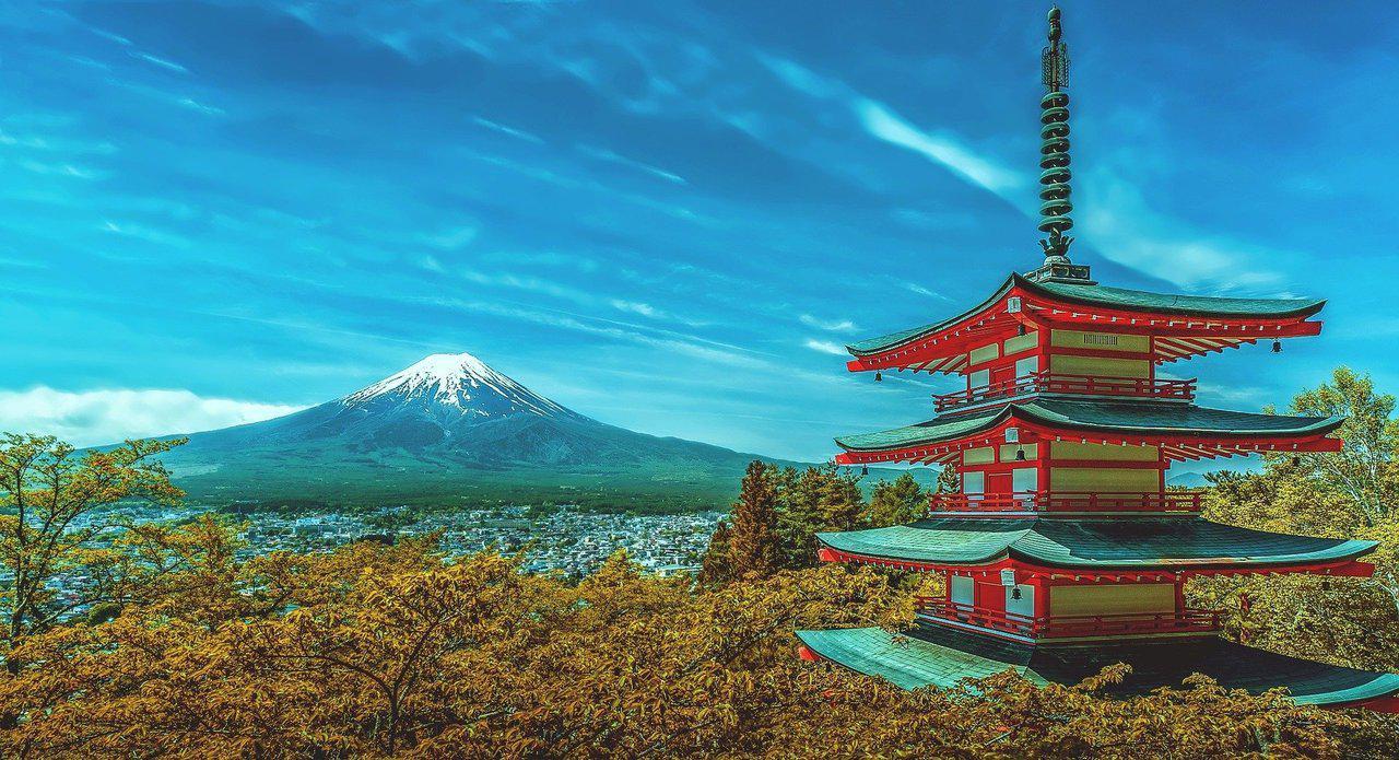 Japon : ce pays m'attire beaucoup en ce moment