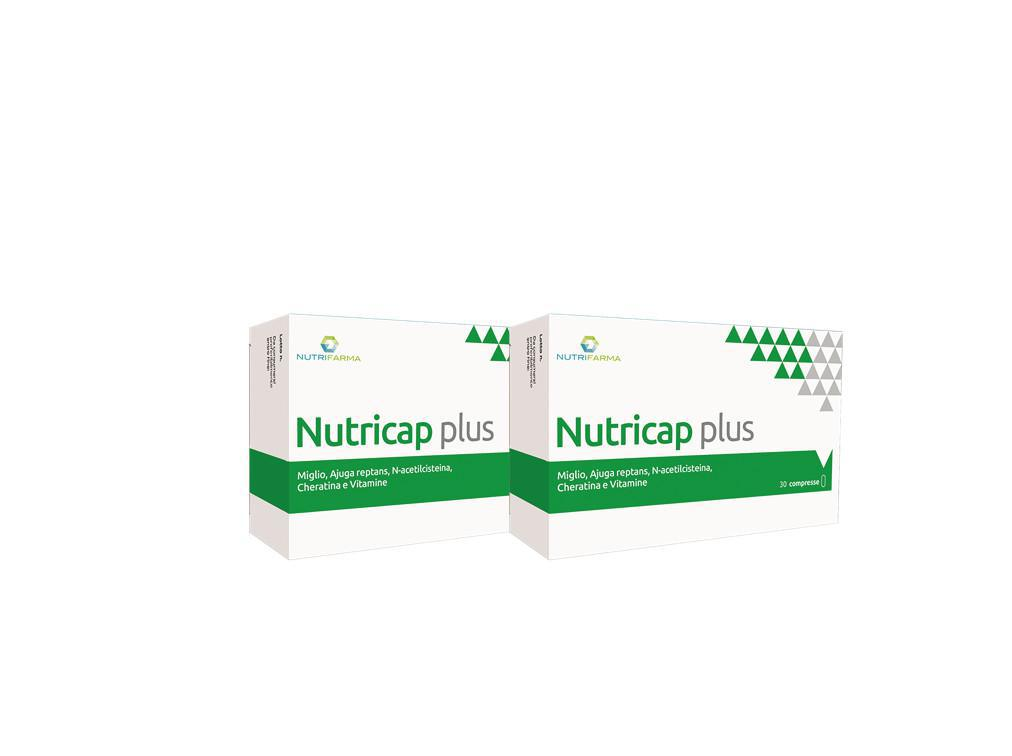 Nutricap Plus