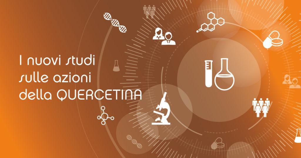 Studio Scientifico: Quercetina e Vitamina C