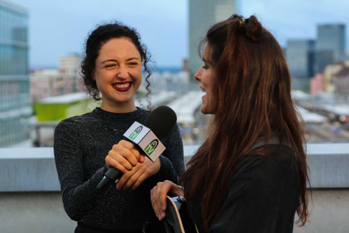Meet Giulia Milesi, our DiscovrTV Zurich host!