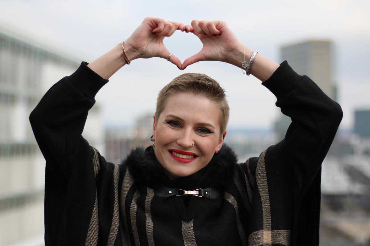 Meet Noemi Bossart, our DiscovrTV Zurich host!
