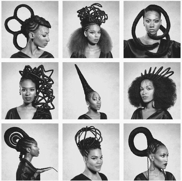 African Hair: A Brief History of Afro-Textured Hair