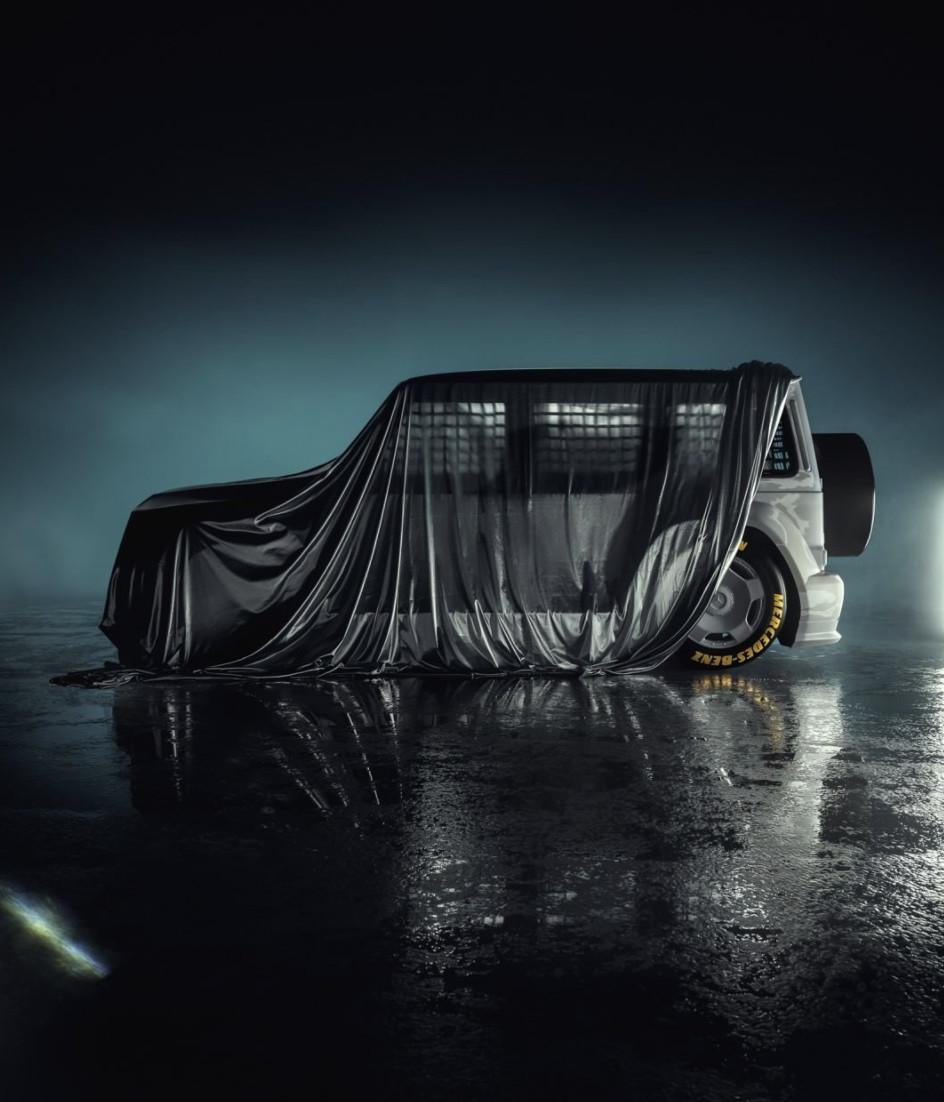 Mercedes Benz AMG x Virgil Abloh