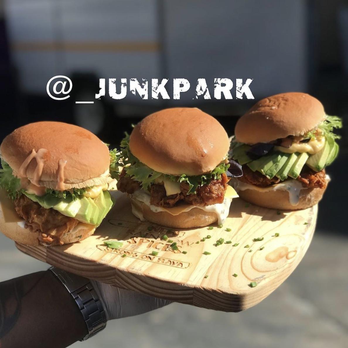 Ah Junk Park!