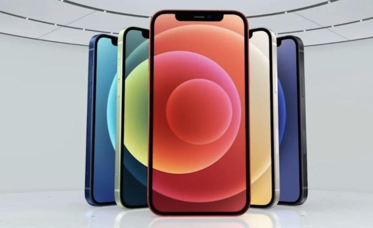 This is the new iPhone 12