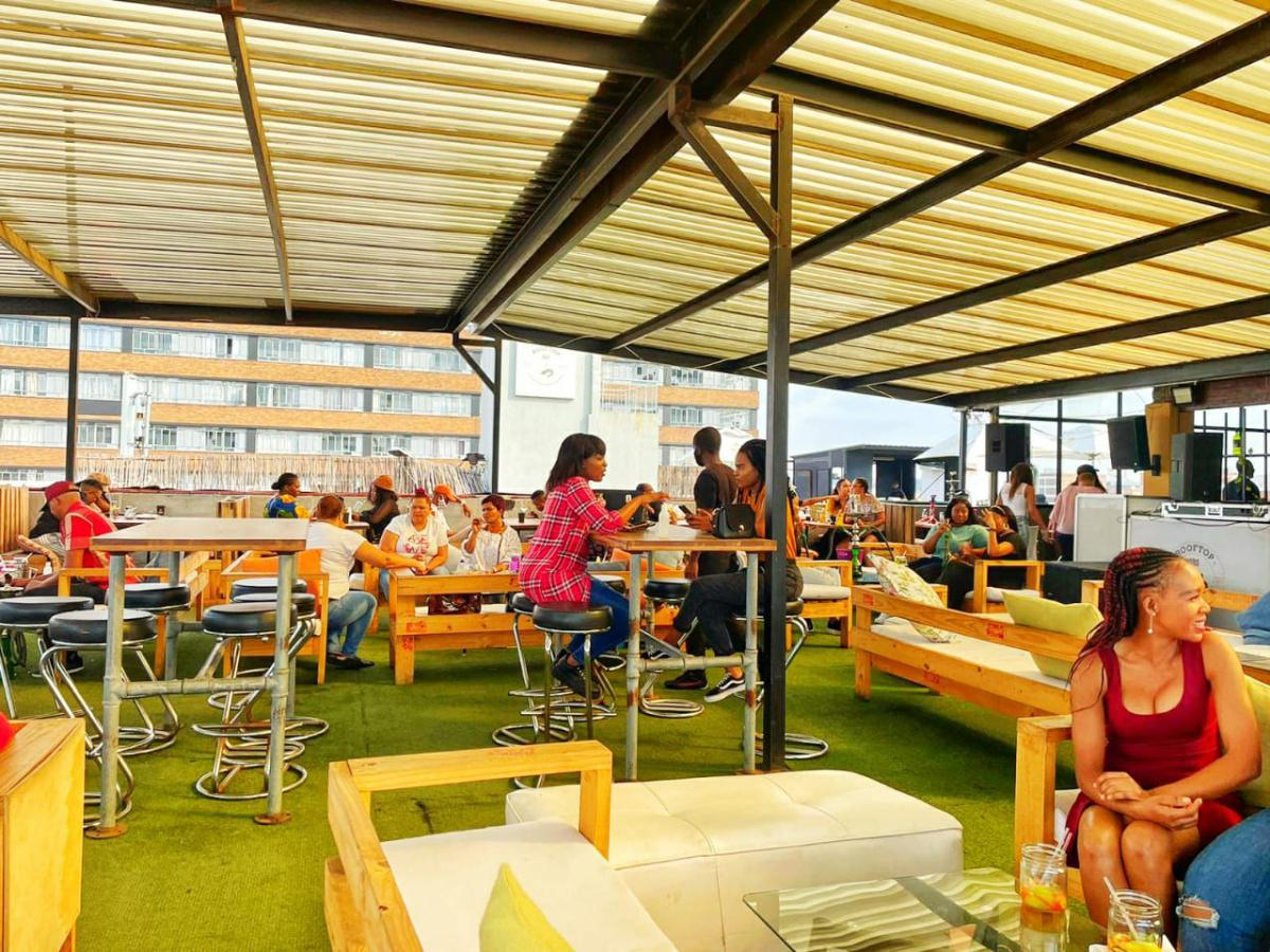 Create Exciting Memories At Rooftop BBQ Maboneng