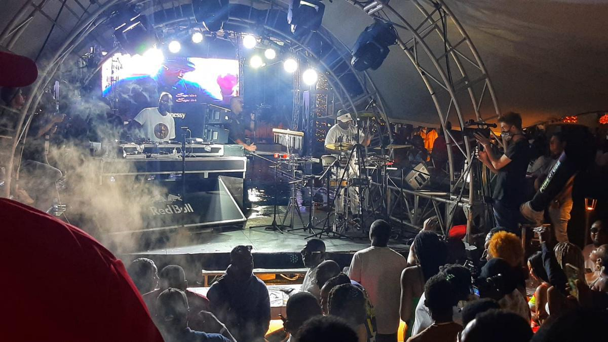 Black Coffee Brought The House Down At Altitude Beach