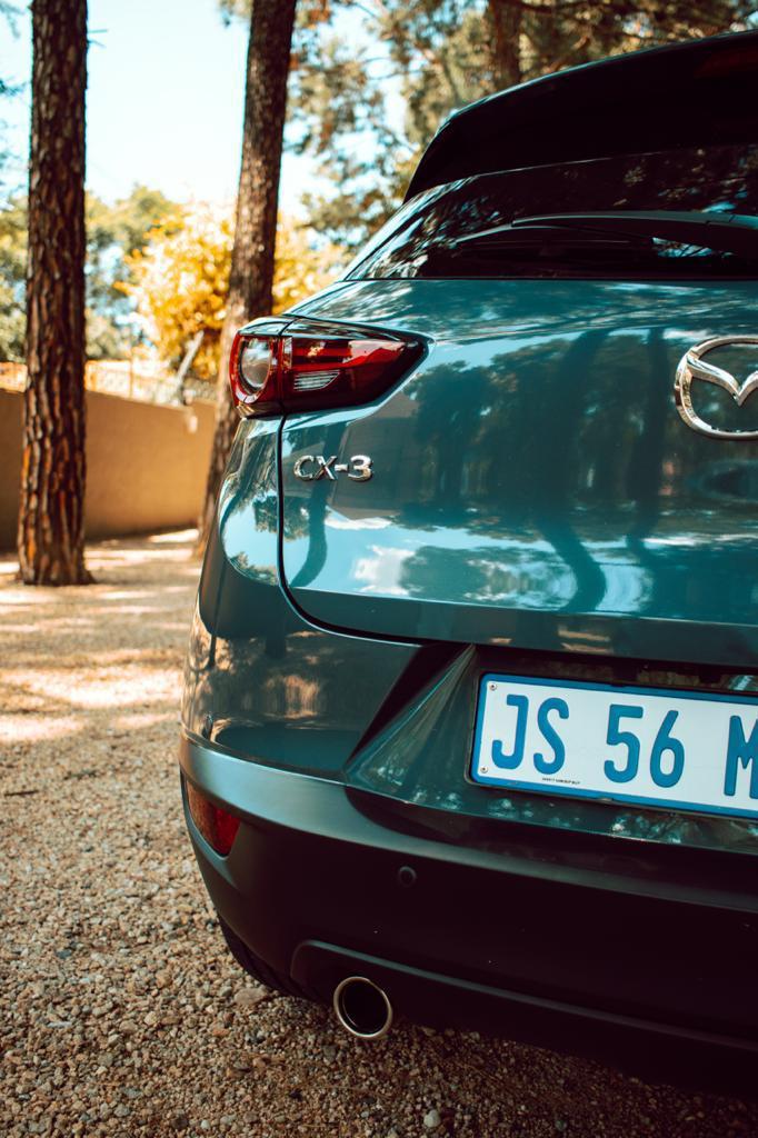 Reba on Cars: Mazda CX-3
