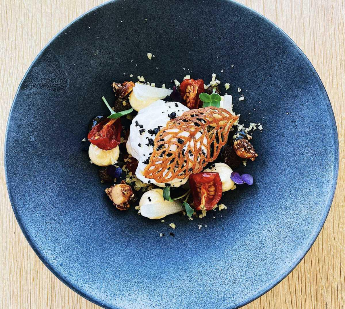 Restaurant Review: La Petite Colombe. Franschhoek, Cape Town