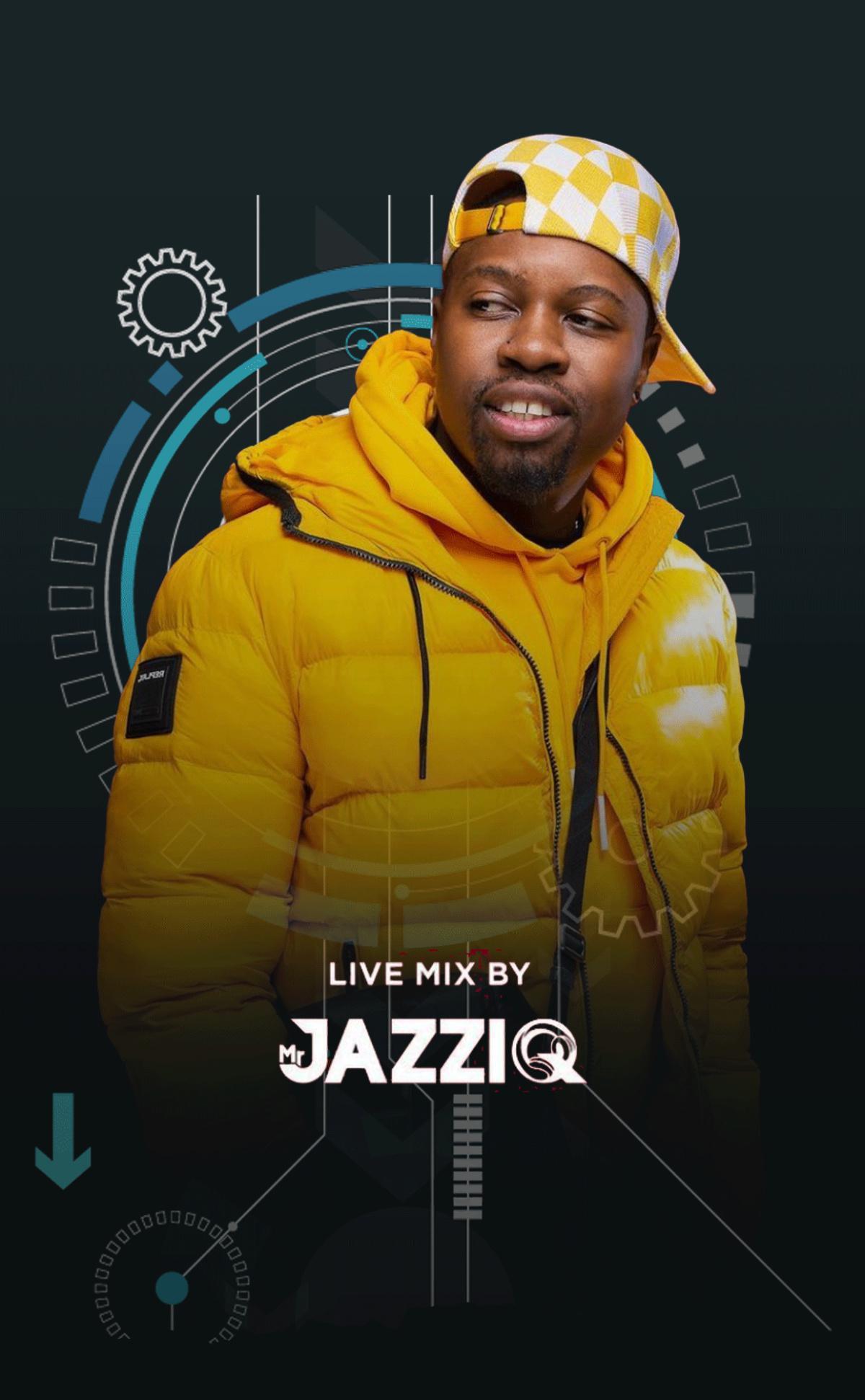 Mr. JazziQ Operates Something