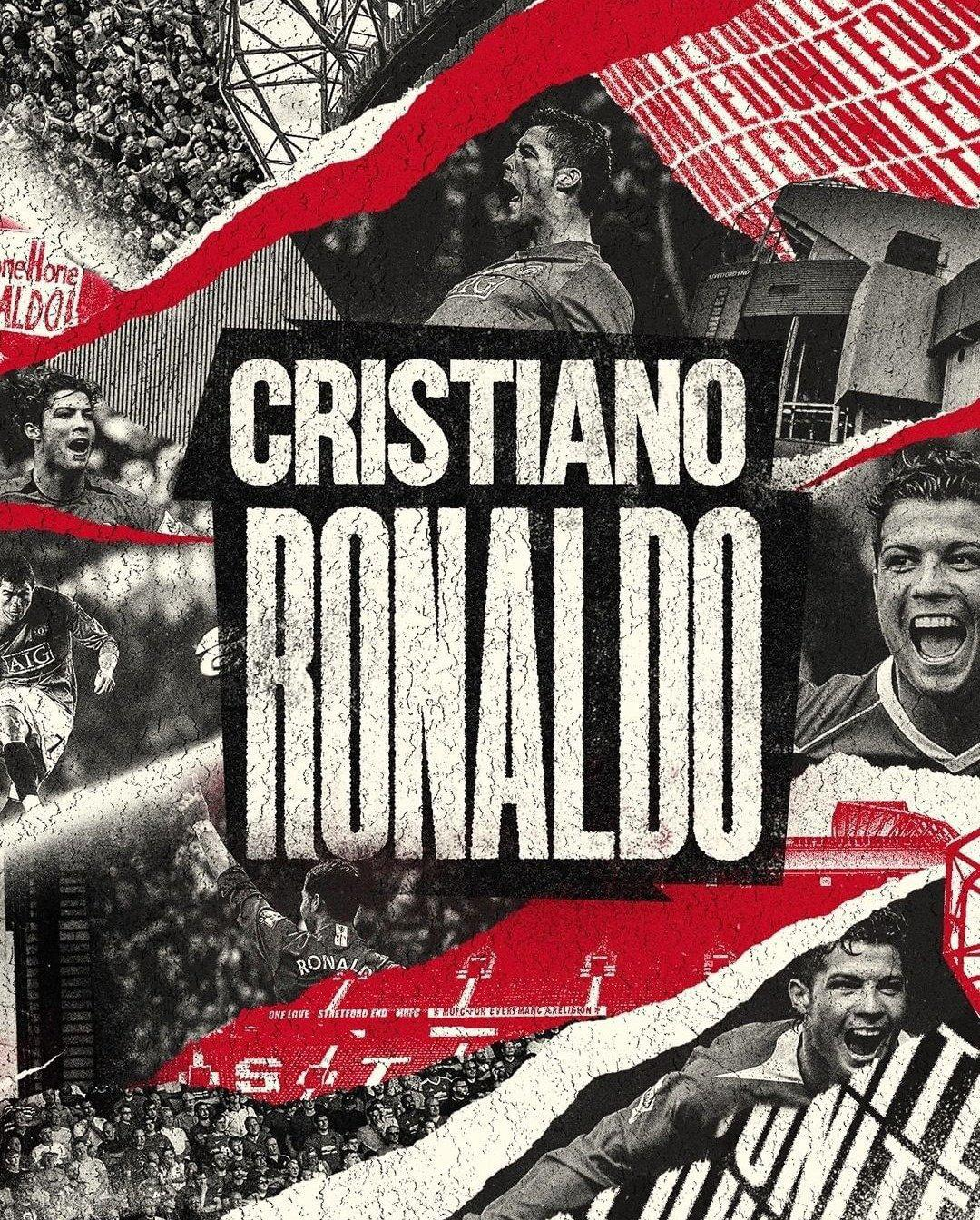 Cristiano Ronaldo To Wear Two Different Shirt Numbers For Man United