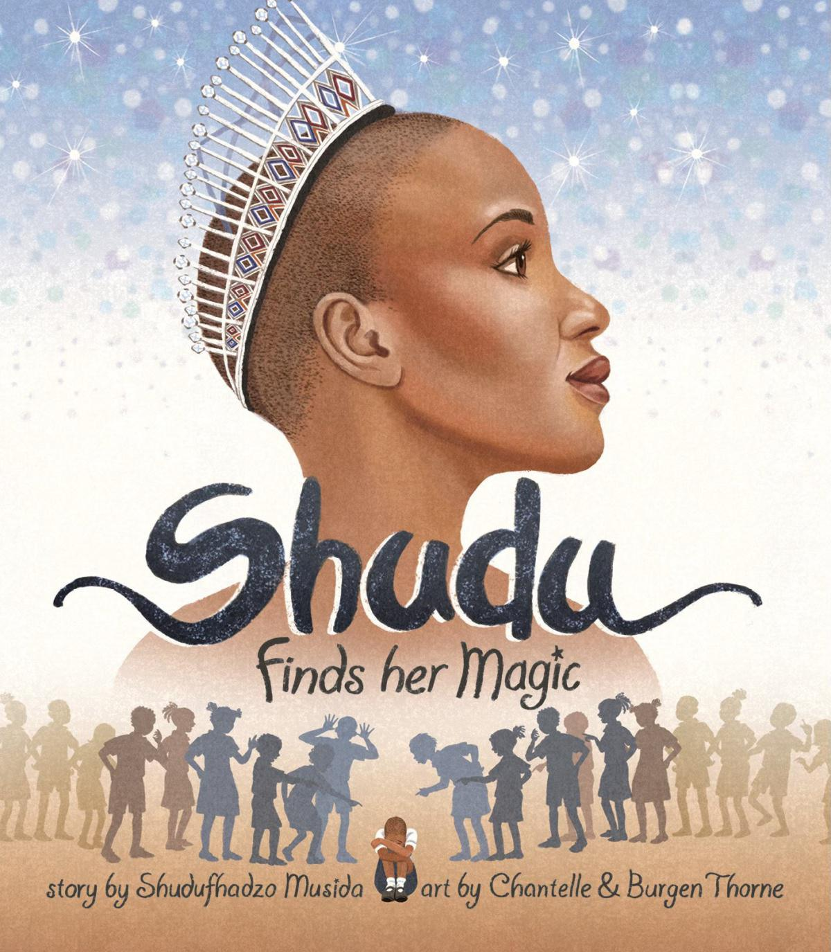 Miss SA launches children's book to help fight bullying