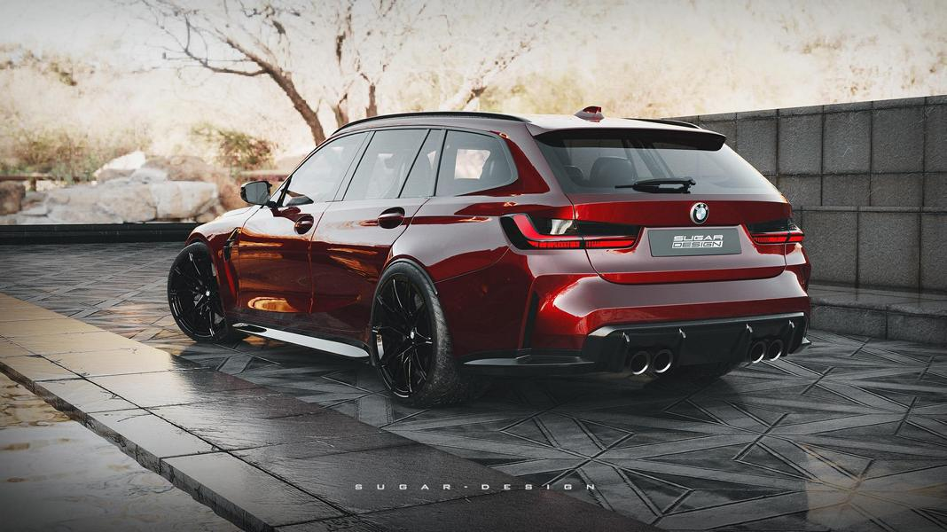 BMW M3 Touring and M4 Shooting Brake!