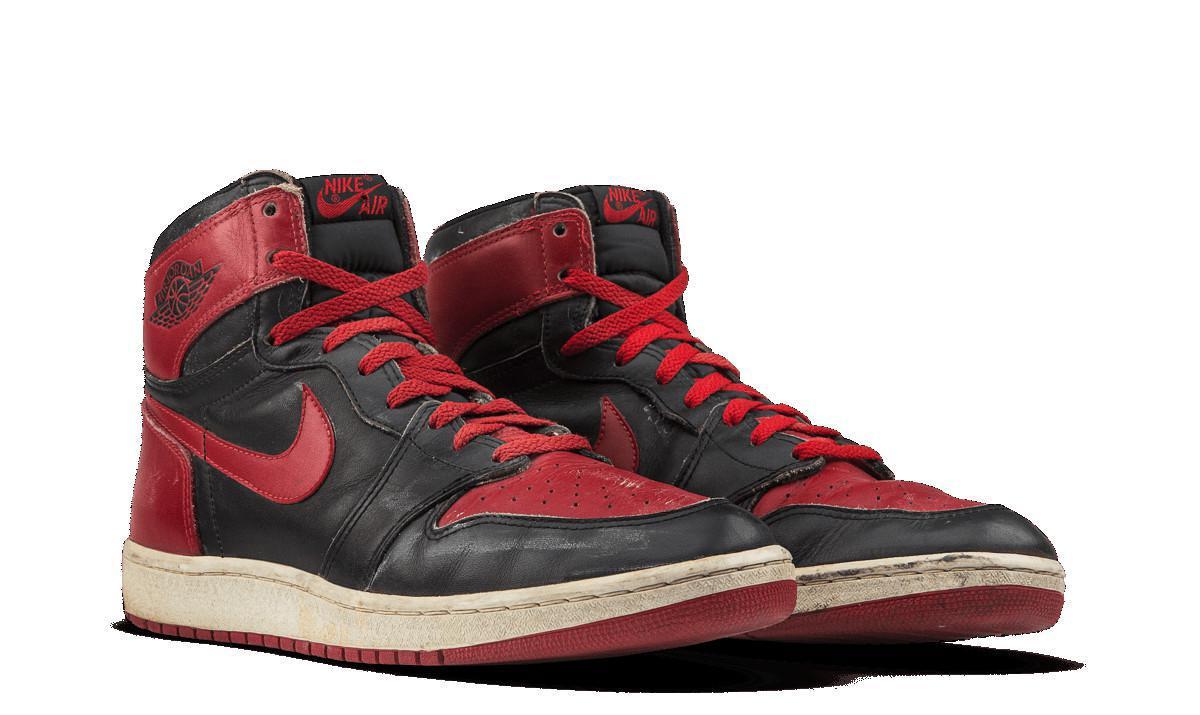The Jordan story; Micheal Jordan x Nike