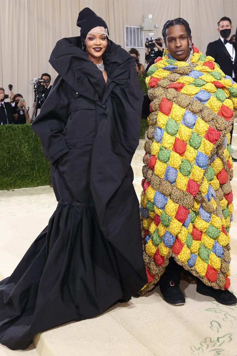 The most talked-about fits of the 2021 Met Gala