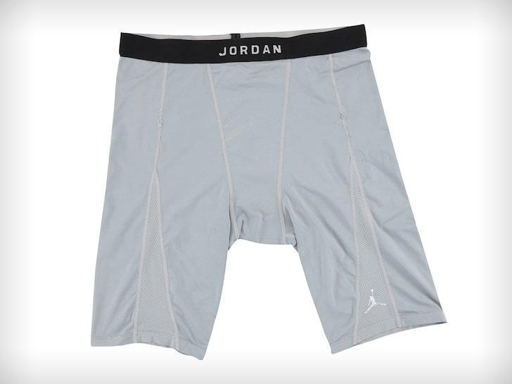 Micheal Jordan's underwear sold for almost 3K at auction