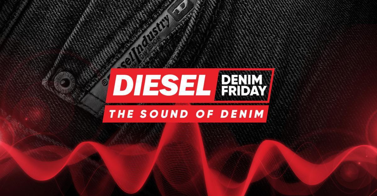 Diesel Denim Friday Competition