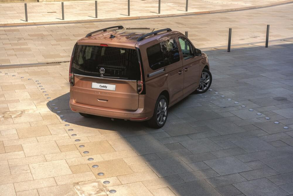 New Volkswagen Caddy is coming to South Africa in November