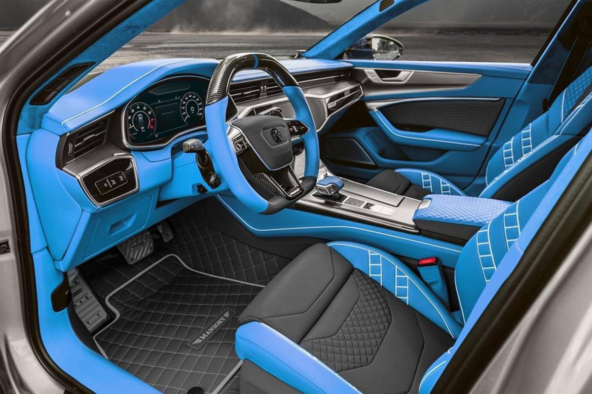 Mansory's Audi RS7 Sportback