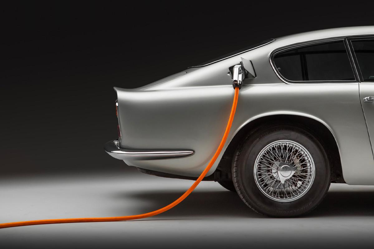 Aston Martin is officially getting an electric vehicle makeover