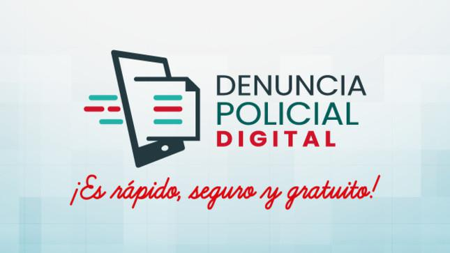 Denuncia Digital por Pérdida de Documentos
