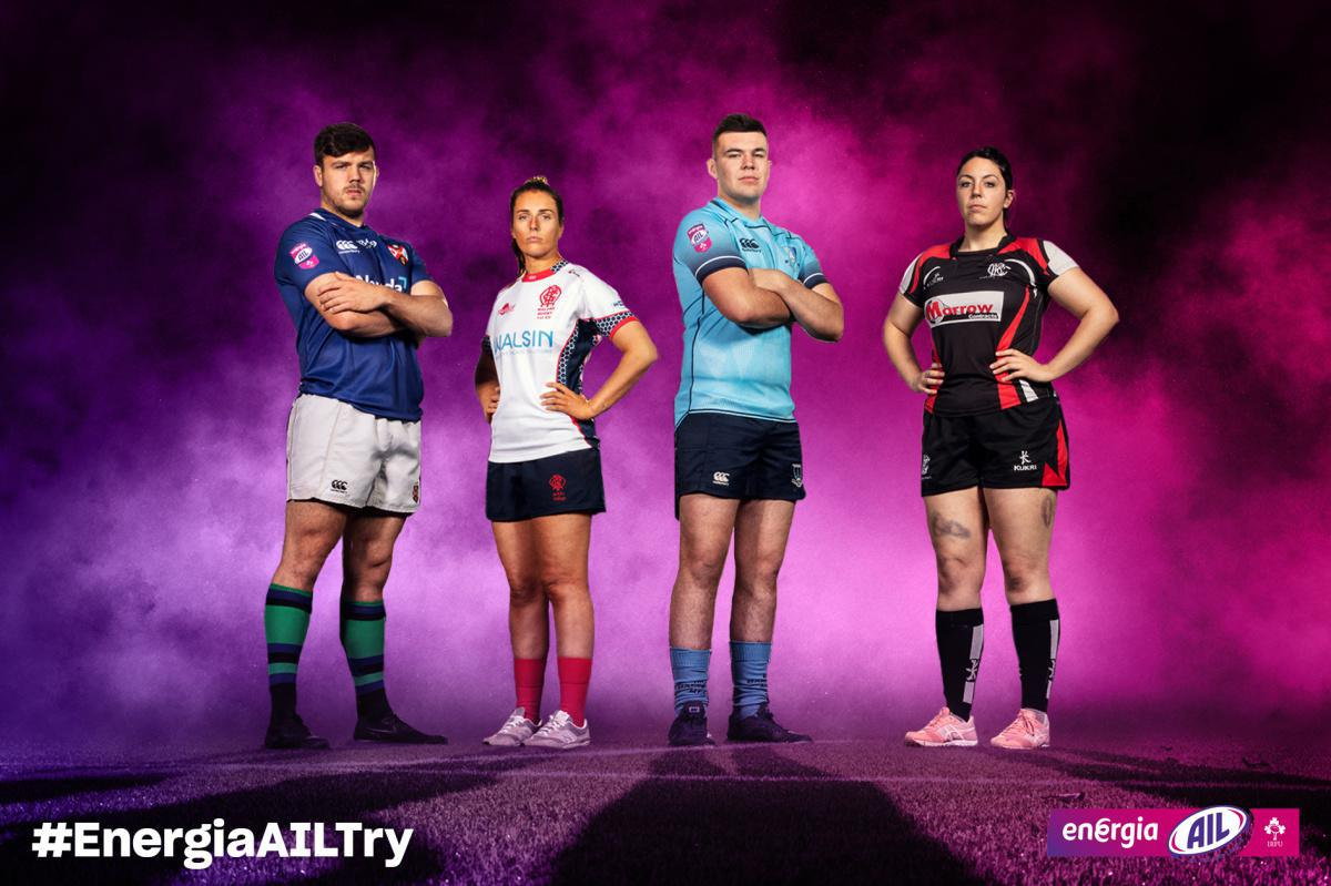 Energia All Ireland League Award Winners Announced through Virtual Rugby Awards