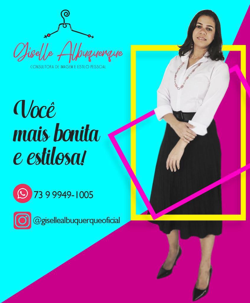 Giselle Albuquerque - Consultoria de Imagem e Estilo Pessoal
