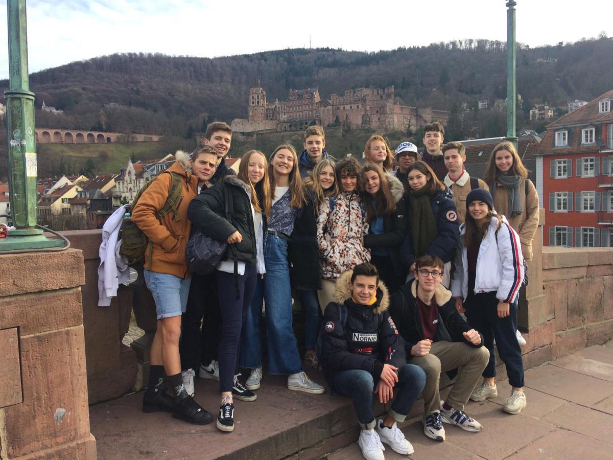 Nouvelles de Voyages de décembre en Allemagne, Espagne et Italie