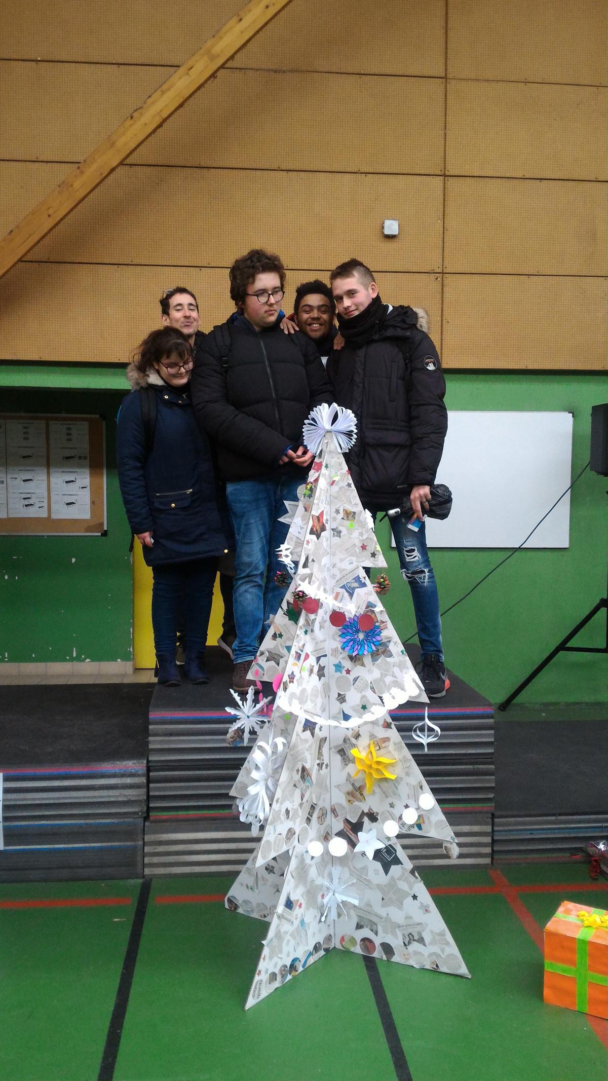 Mois de la solidarité - Lycée Saint Georges