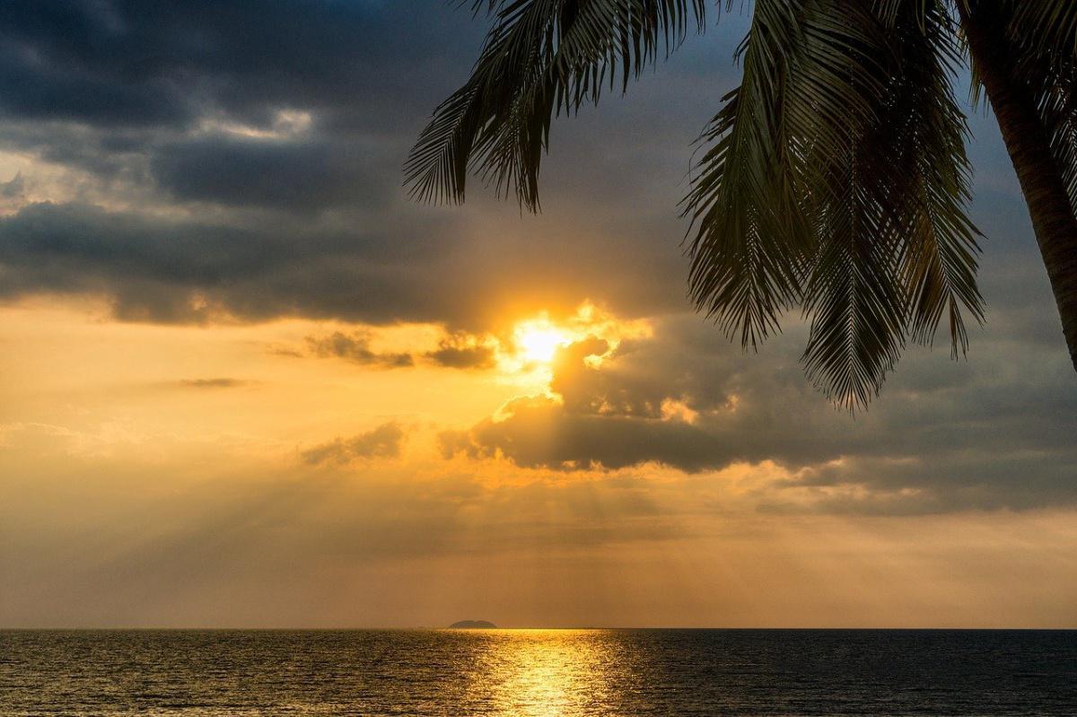 Waktu berjemur matahari yang benar, sehat, realtime