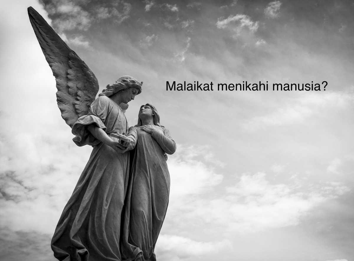 Malaikat kawin dengan manusia dan melahirkan raksasa di Bumi?