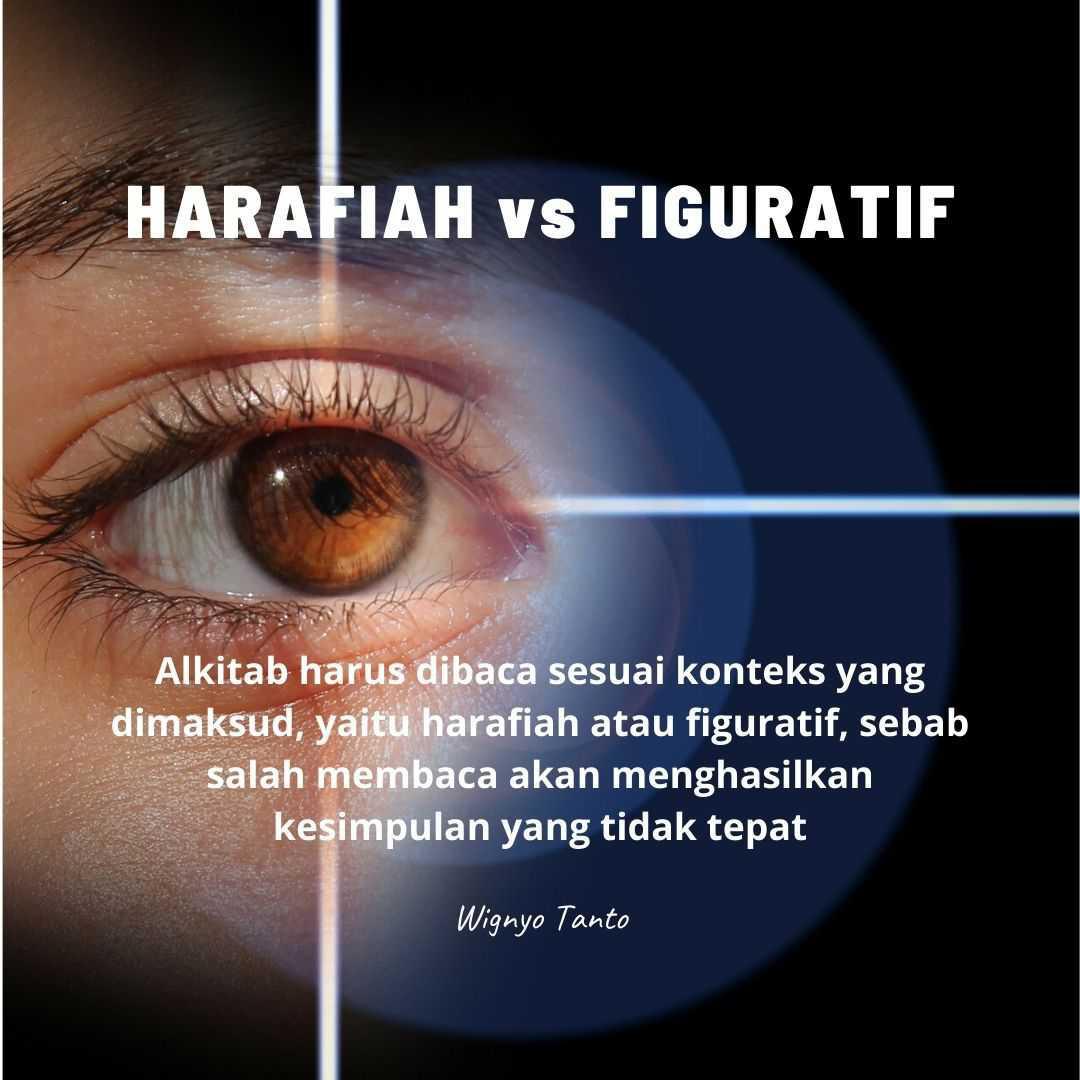 Harafiah vs Figuratif