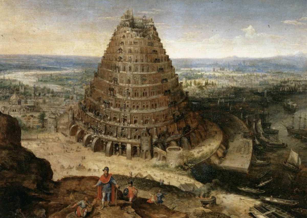 Penyebab Kemarahan Tuhan atas Menara Babel