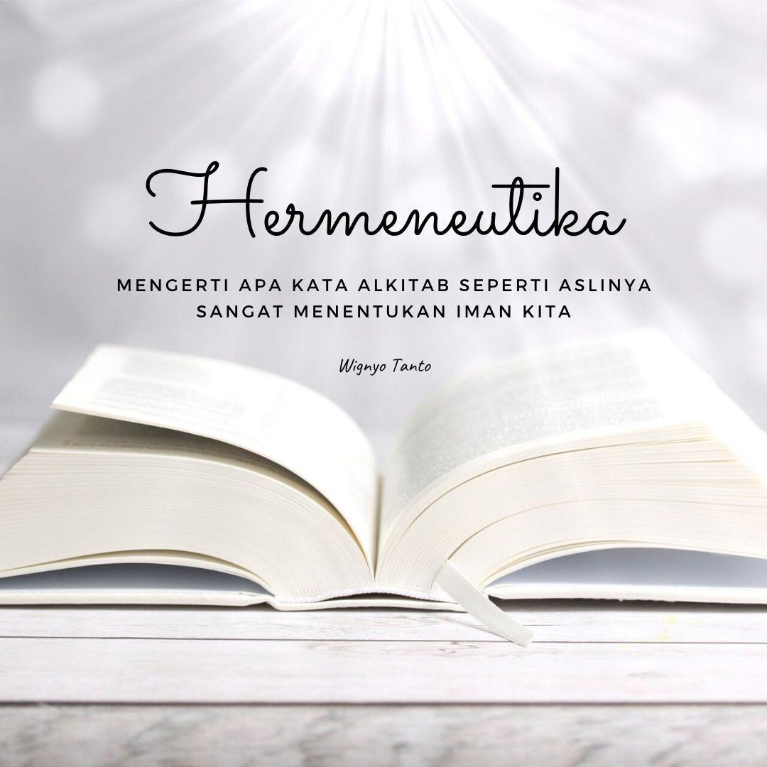 Hermeneutika - Cover