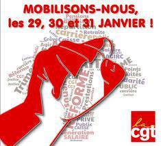 Le Mans : mobilisation retraites : Élargir, Diversifier, Durer, pour Gagner !