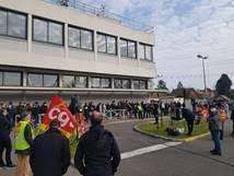 Lardy : retour sur la mobilisation Renault Lardy sur l'emploi et l'avenir du site du 4 mars 2021