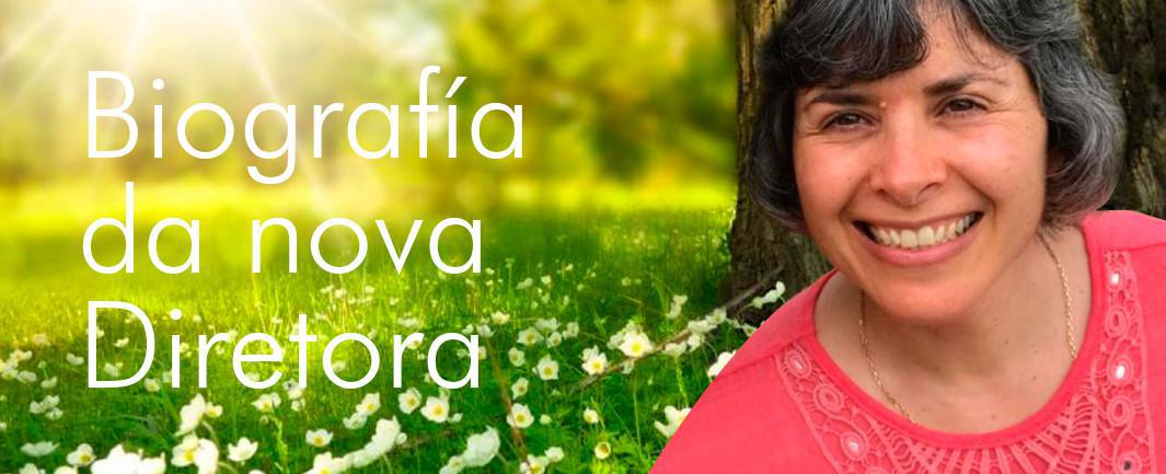 Biografía da Diretora de Cafh - Ana Cristina Flor