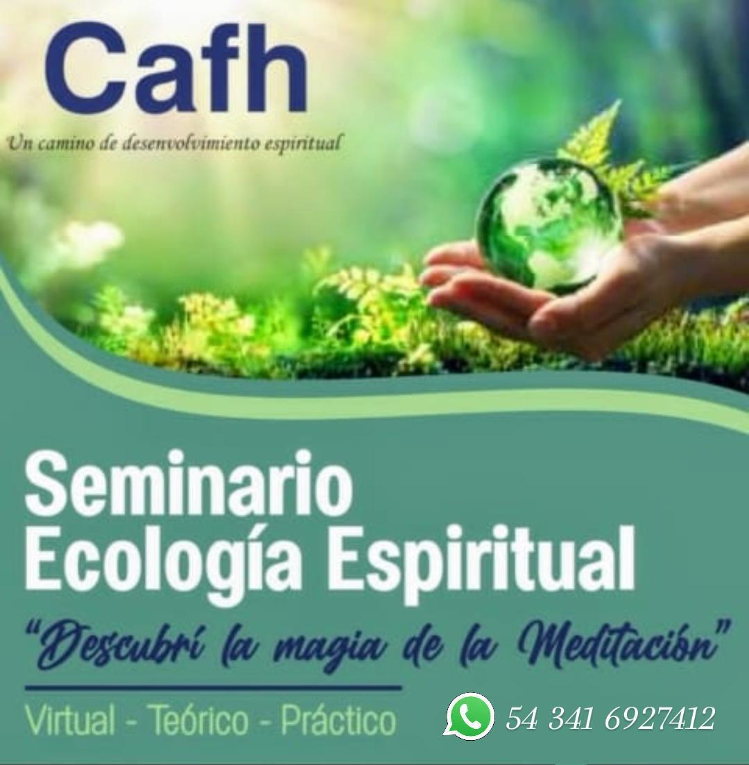 Seminario Ecología Espiritual | Introducción